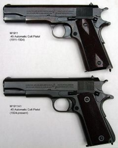 original colt 1911 grips for sale