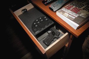Night Stand Gun Safes