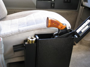 Gun Safes for cars, trucks, and automobiles