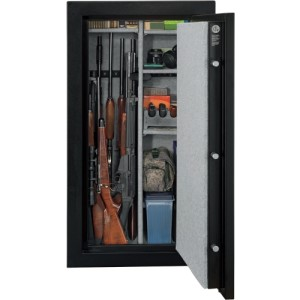 Field and Stream Sportsman Safe Door Open Interior