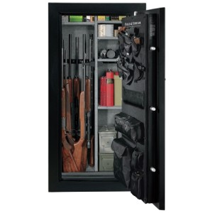 Field and Stream Sportsman Pro Safe Door Open Interior