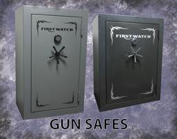 Homak Gun Safes