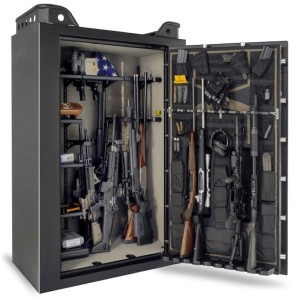 Browning Tactical Safe Door Open