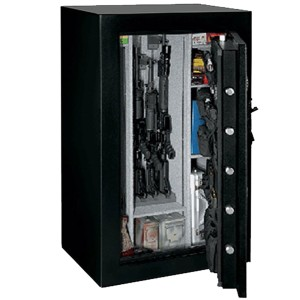 Stack-On Tactical Security Safe Door Open