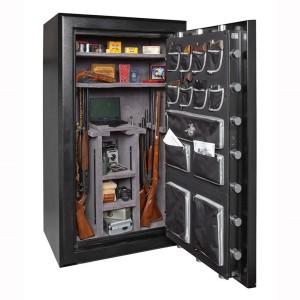 Winchester Legacy Premier Safe Door open