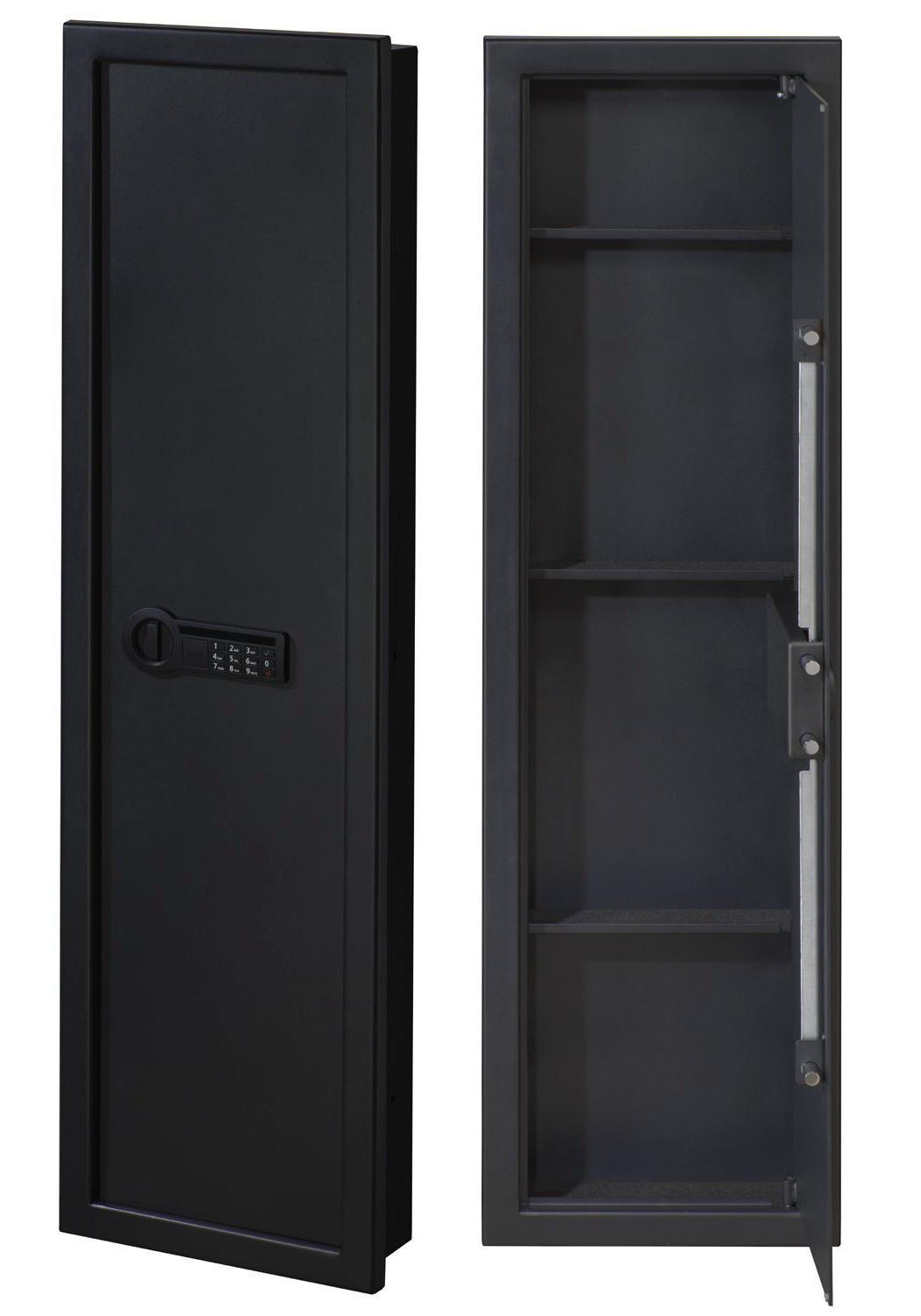 Top 5 Best In Wall Gun Safes 2019: Hidden Wall Safe Reviews