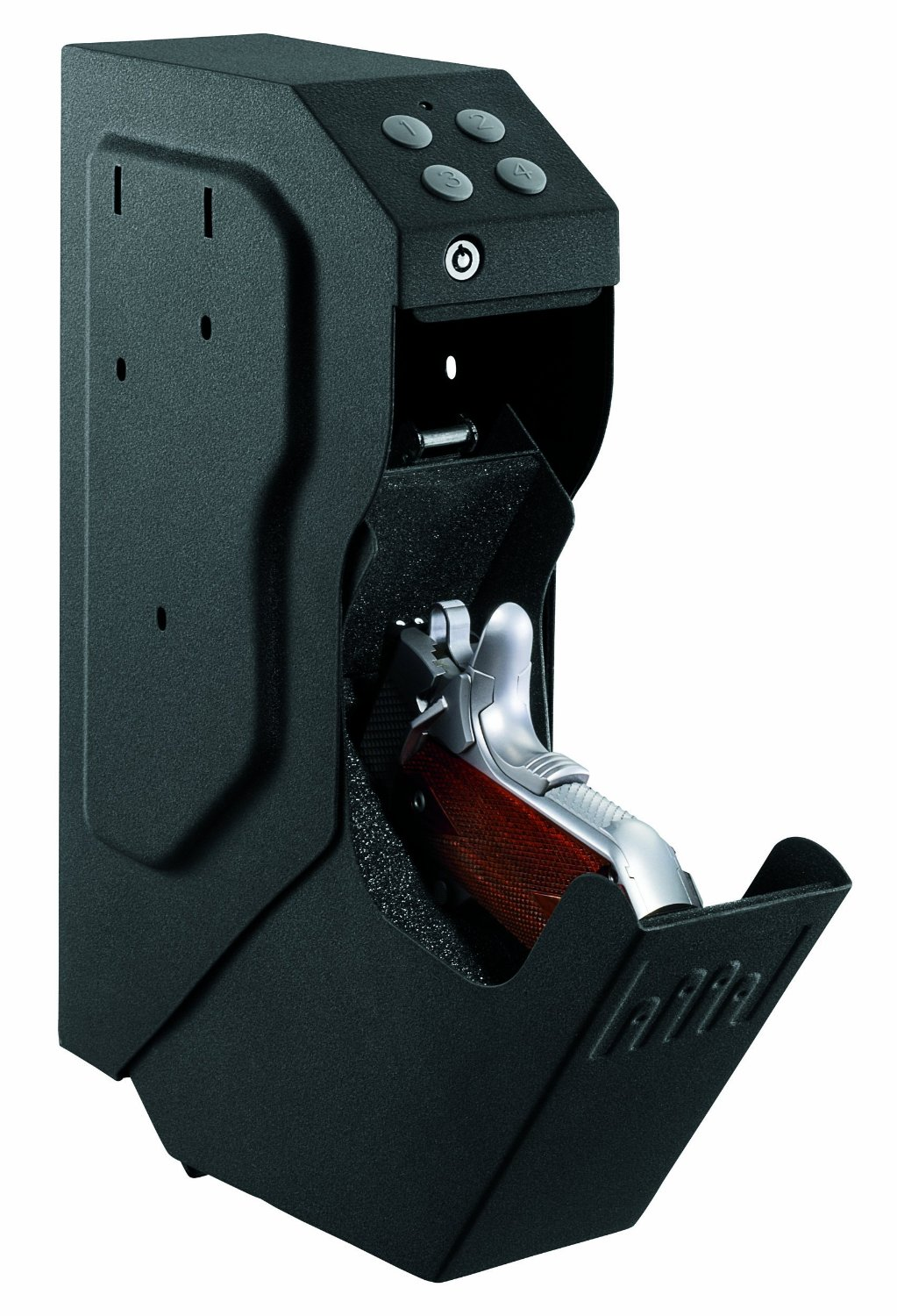 best pistol safe quick access
