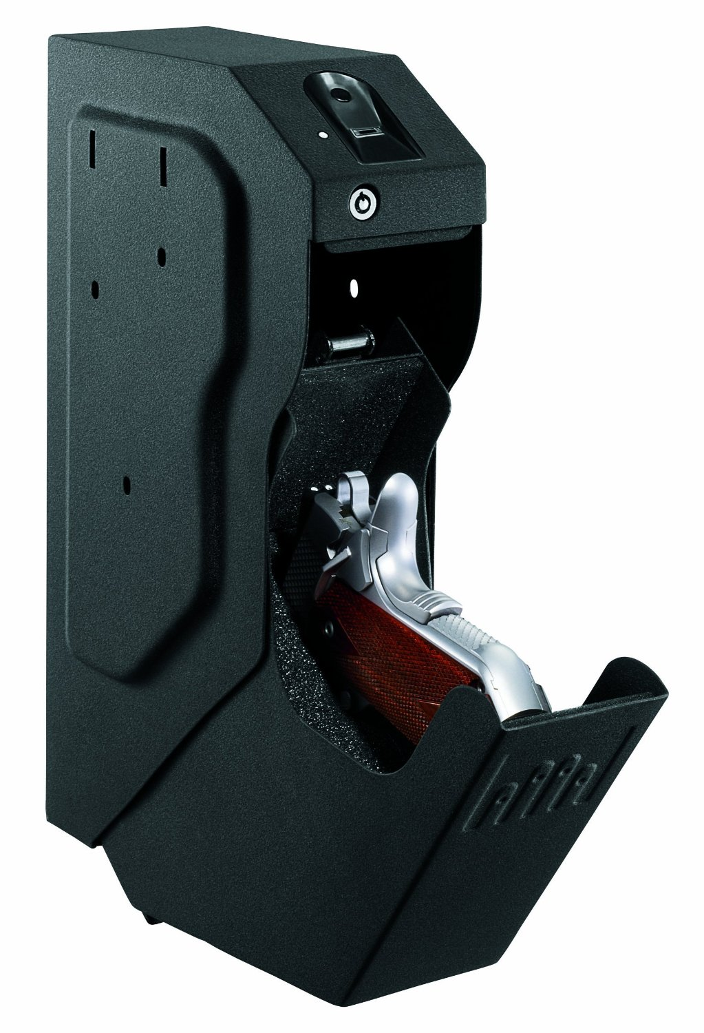 gun safe with fingerprint