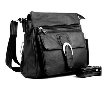 purse with gun pocket