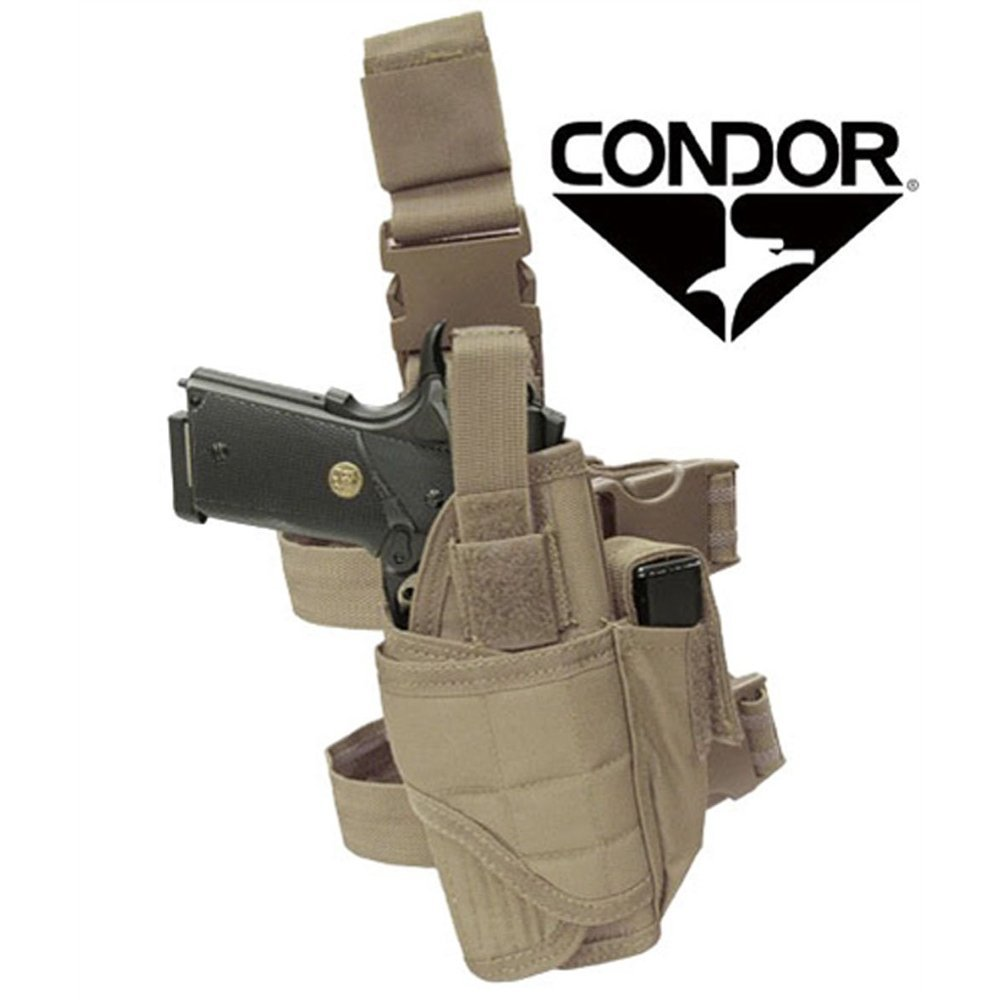 thigh holster for pistols