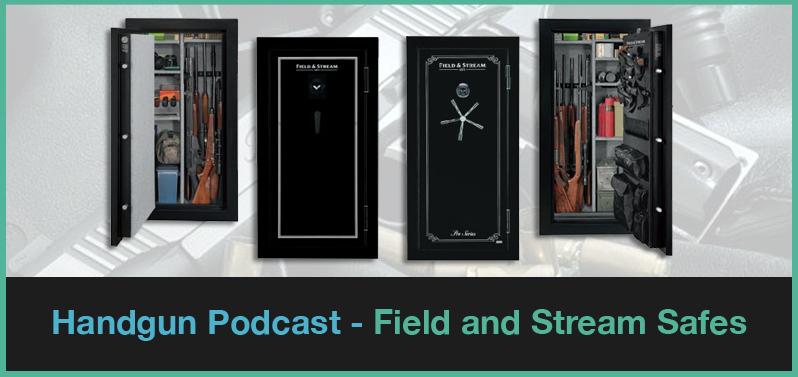 best field and stream gun safes