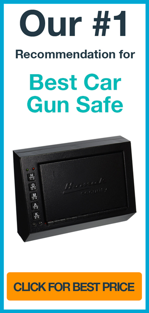 Best Car Gun Safes 2019: Vehicle Gun Safe Reviews - HandGun